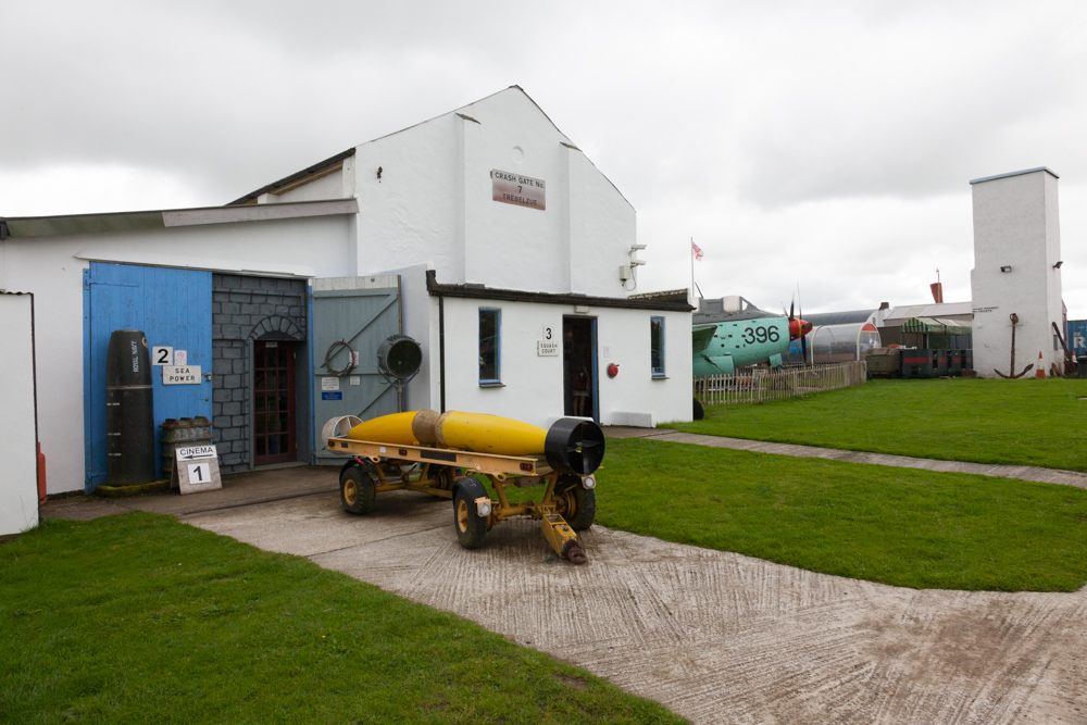 Davidstow Airfield Cornwall at War Museum