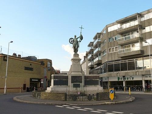 Oorlogsmonument Folkestone