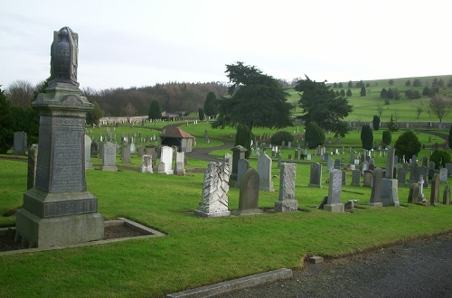 Commonwealth War Graves Cupar New Cemetery