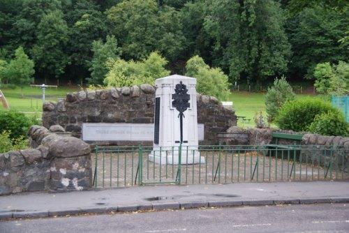 War Memorial Causewayhead