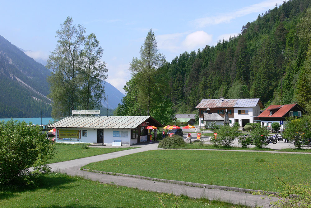 Kamp Füssen-Plansee