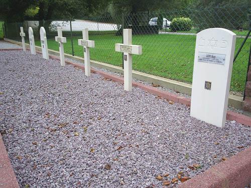 Franse Oorlogsbegraafplaats Le Gatey