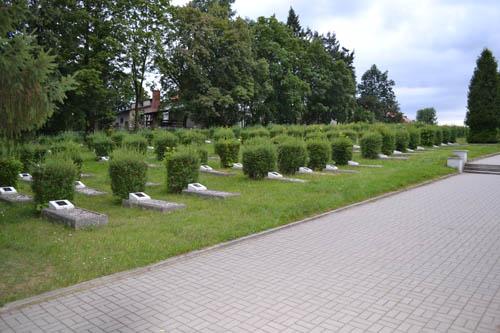 Polish War Graves War Cemetery Bolesławiec