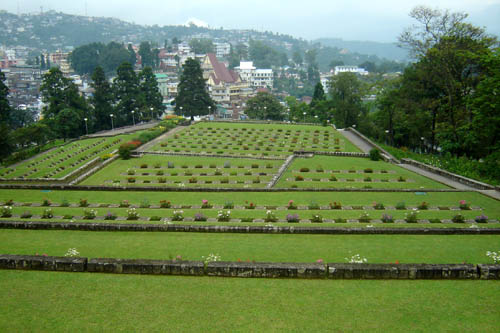 Commonwealth War Cemetery Kohima