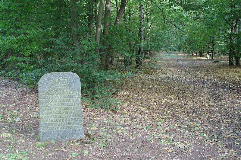 War Cemetery 1813 Kerzendorf