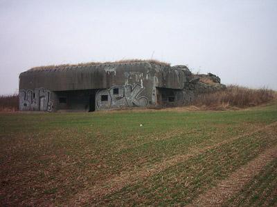 Benešova Line - Heavy Casemate OP-S 24