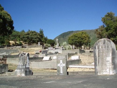 Oorlogsgraven van het Gemenebest Picton Cemetery