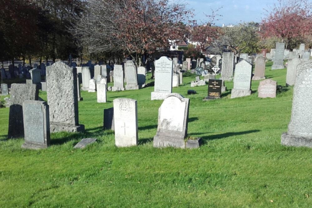 Commonwealth War Graves Rutherglen Cemetery