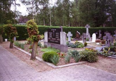 Nederlandse Oorlogsgraven Grashoek