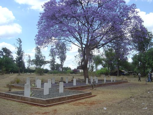 Commonwealth War Graves Nairobi (Kariokor)