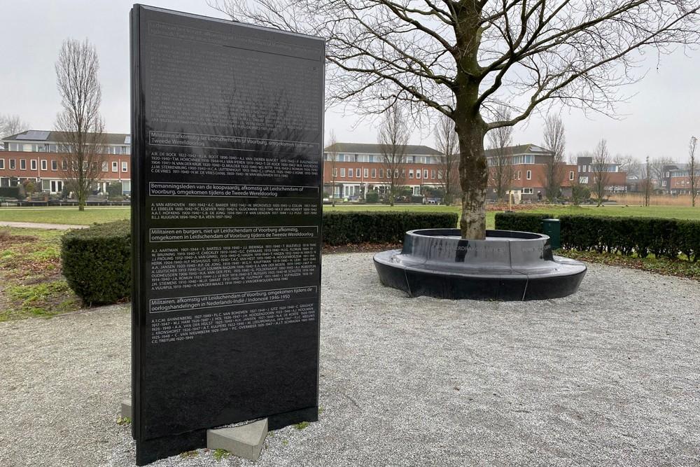 War Memorial Leidschendam and Voorburg