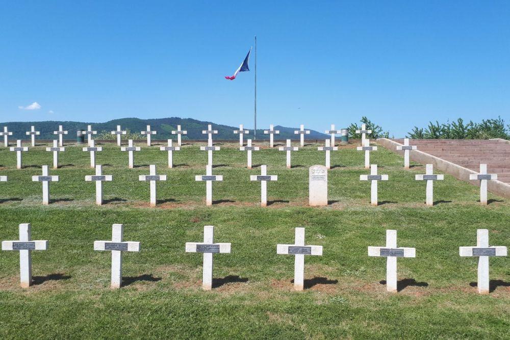 French War Cemetery Sigolsheim