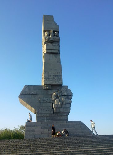 Defenders Westerplatte Memorial