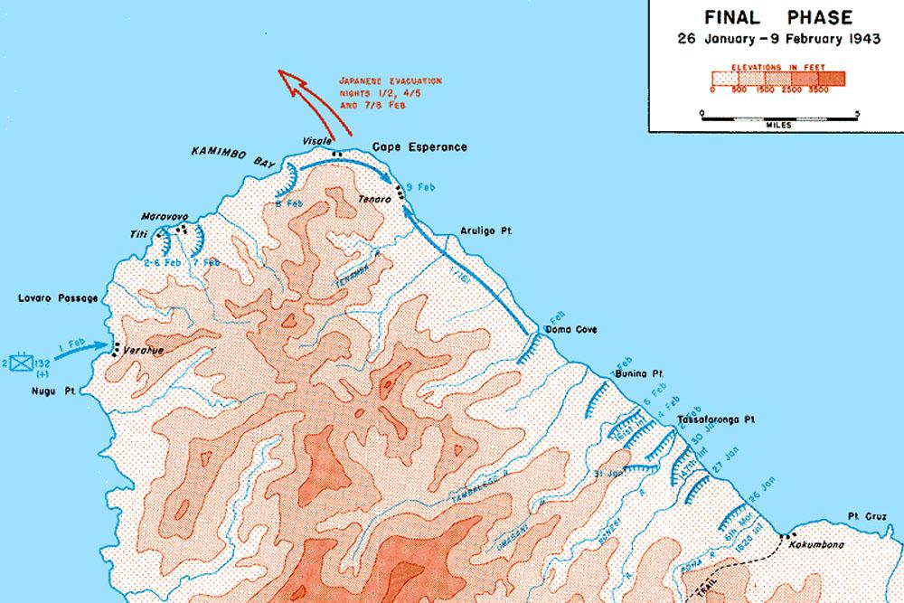 Invasiestrand Nugu Point