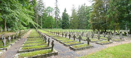 Łambinowice Camp Cemetery
