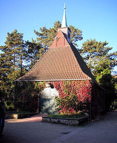 Duits Oorlogsgraf Friedhof Quelle-Bielefeld