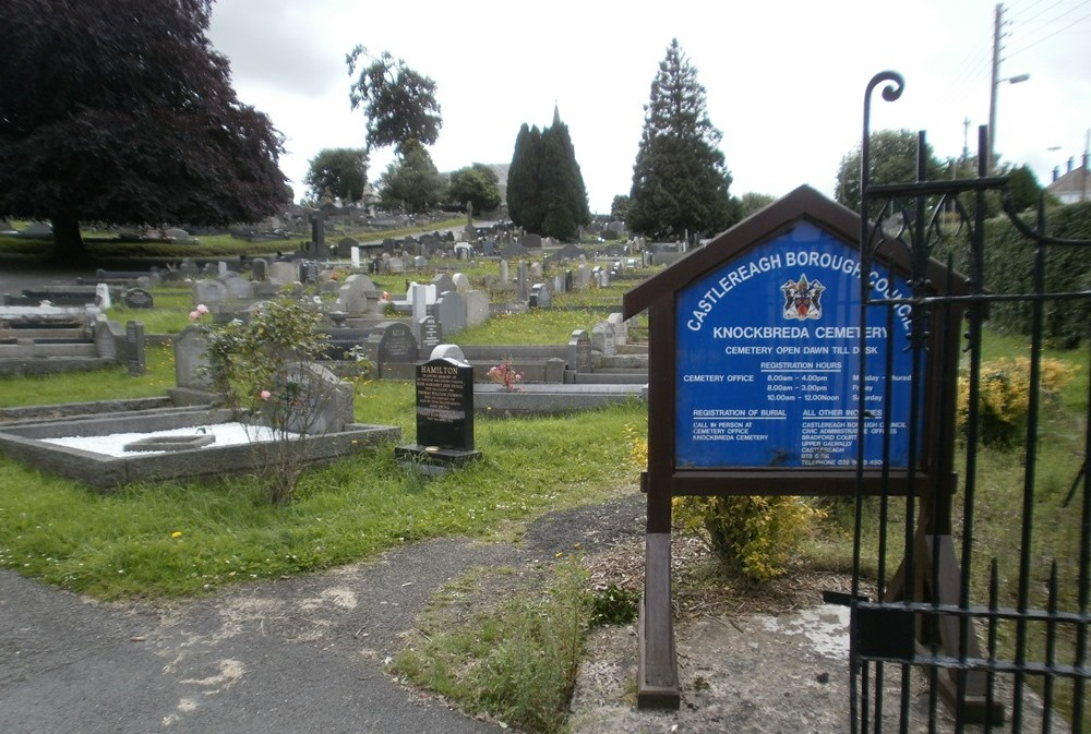 Oorlogsgraven van het Gemenebest Knockbreda Cemetery