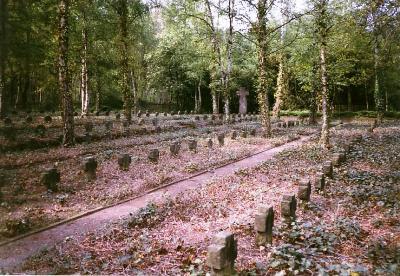 Poolse Oorlogsbegraafplaats Thuine