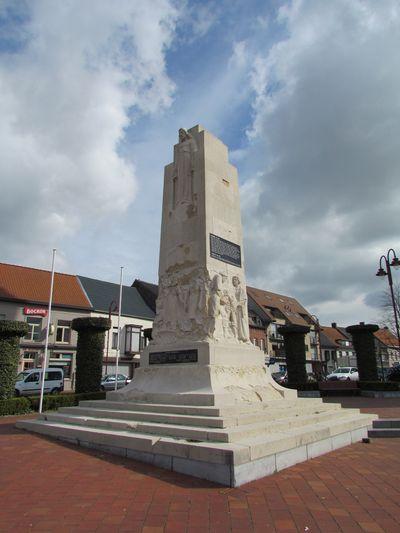 War Monument Lichtervelde