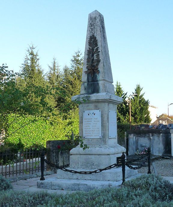 World War I Memorial Lapouyade