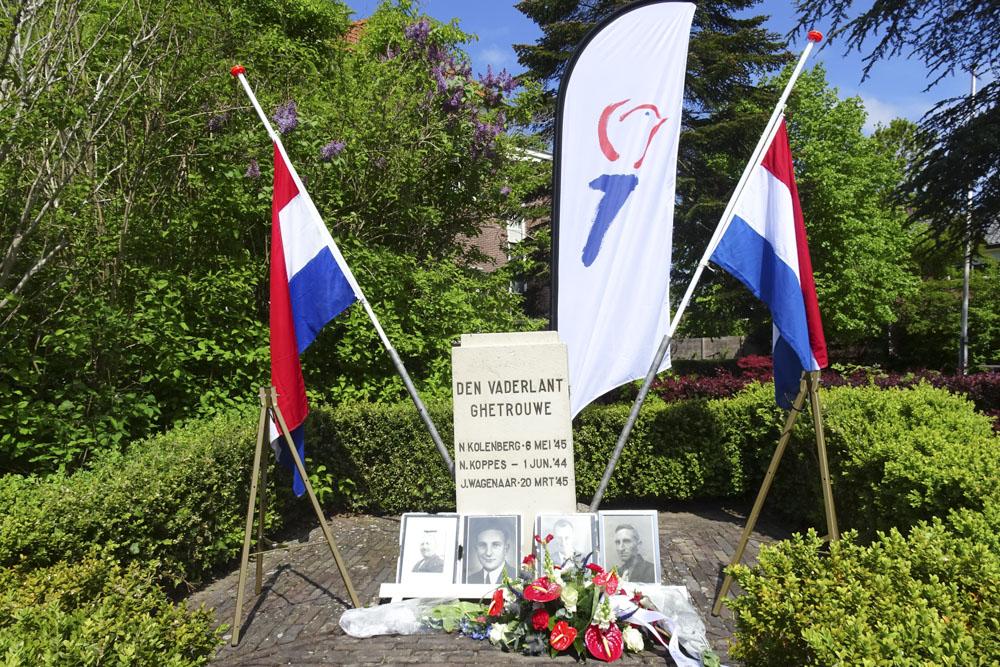War Memorial Blokker