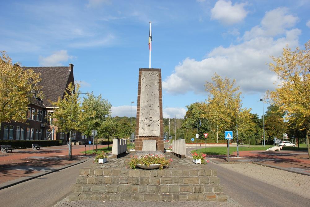 Monument van de Weerstand Diest