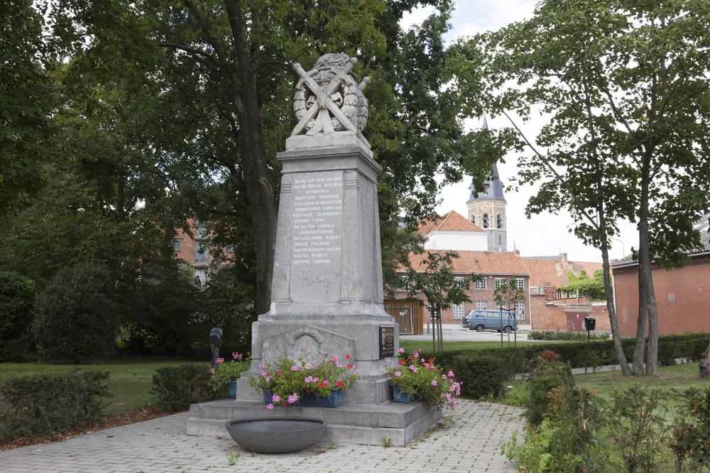 War Memorial Assenede