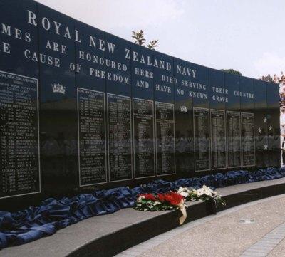 Marine-Monument Nieuw Zeeland