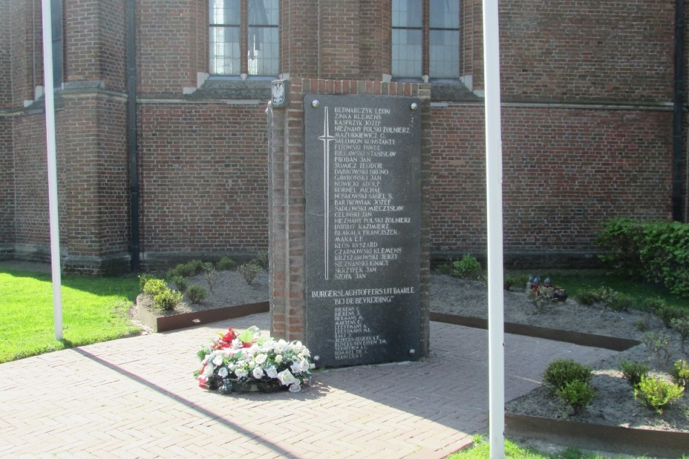 War Memorial Baarle-Hertog