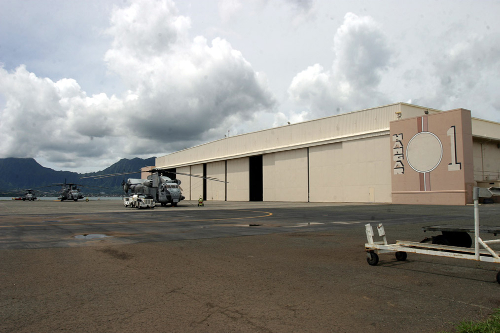 Marine Corps Air Station Kaneohe Bay