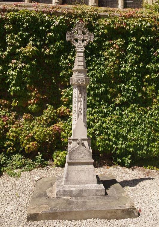Monument Colonel Bonar Millet Deane