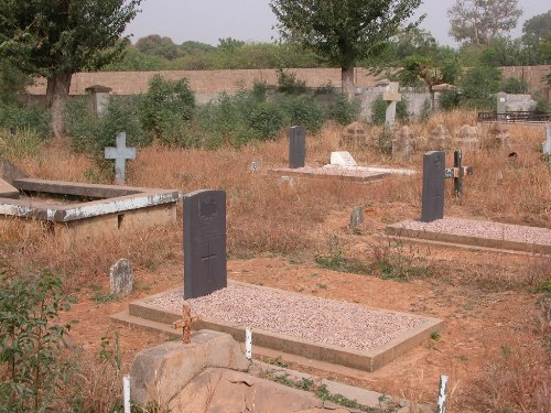 Commonwealth War Graves Zaria