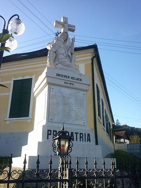 War Memorial Badersdorf