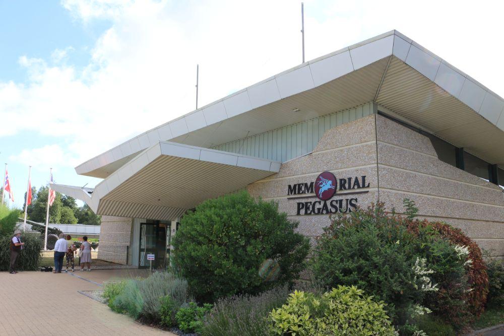 Mémorial Pégasus Ranville