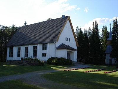 Finse oorlogsgraven Pello