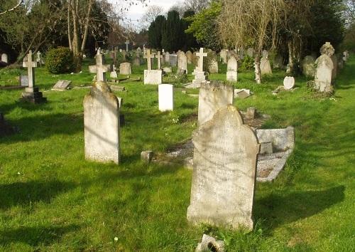 Oorlogsgraven van het Gemenebest Holy Trinity Churchyard