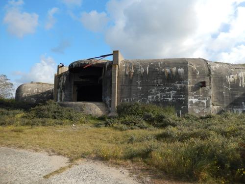 Stützpunkt 18 MKB Oldenburg - SK 240mm Geschütz