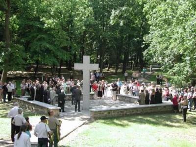 Duitse Oorlogsbegraafplaats Tilsit / Sovetsk