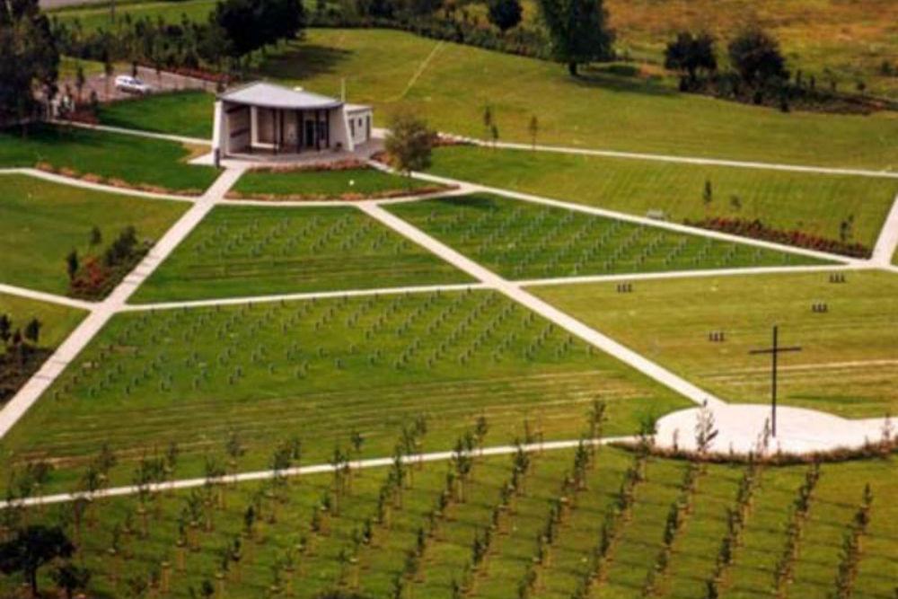 Duitse-Hongaarse Oorlogsbegraafplaats Budaörs