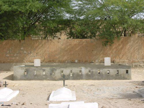 Oorlogsgraven van het Gemenebest Timboektoe