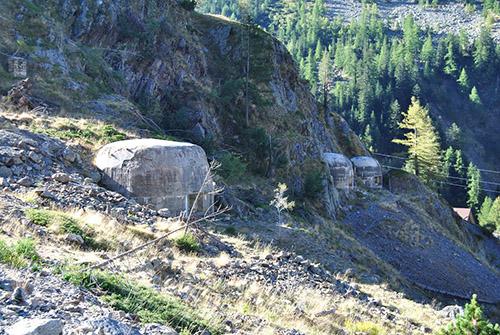 Alpenmuur - Fort Opera 8