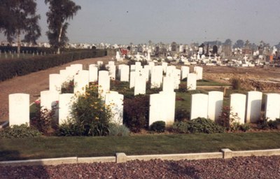Commonwealth War Graves Carvin