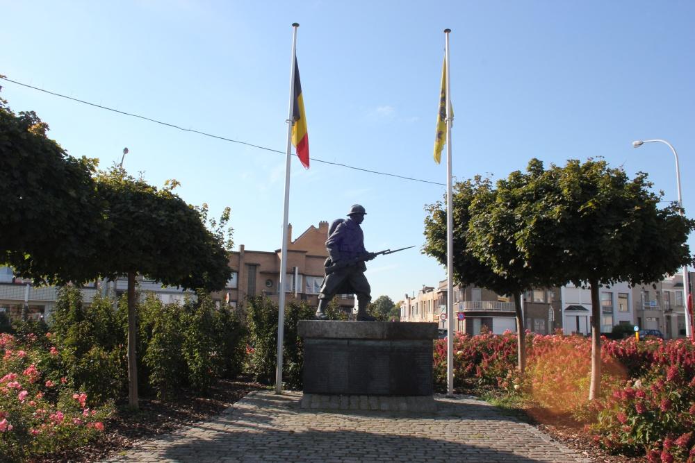 Oorlogsmonument Blankenberge