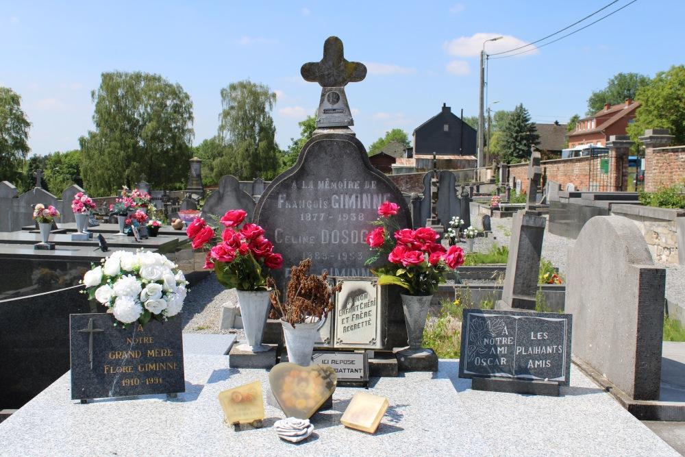Belgian War Graves Couthuin Surlemez