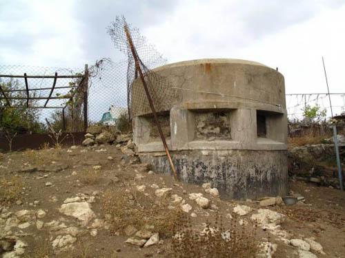 Sector Sevastopol - Mitrailleurnest (Batterij 30