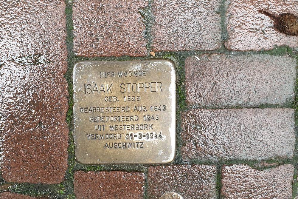 Stumbling Stone Nieuwe Hoogstraat 14