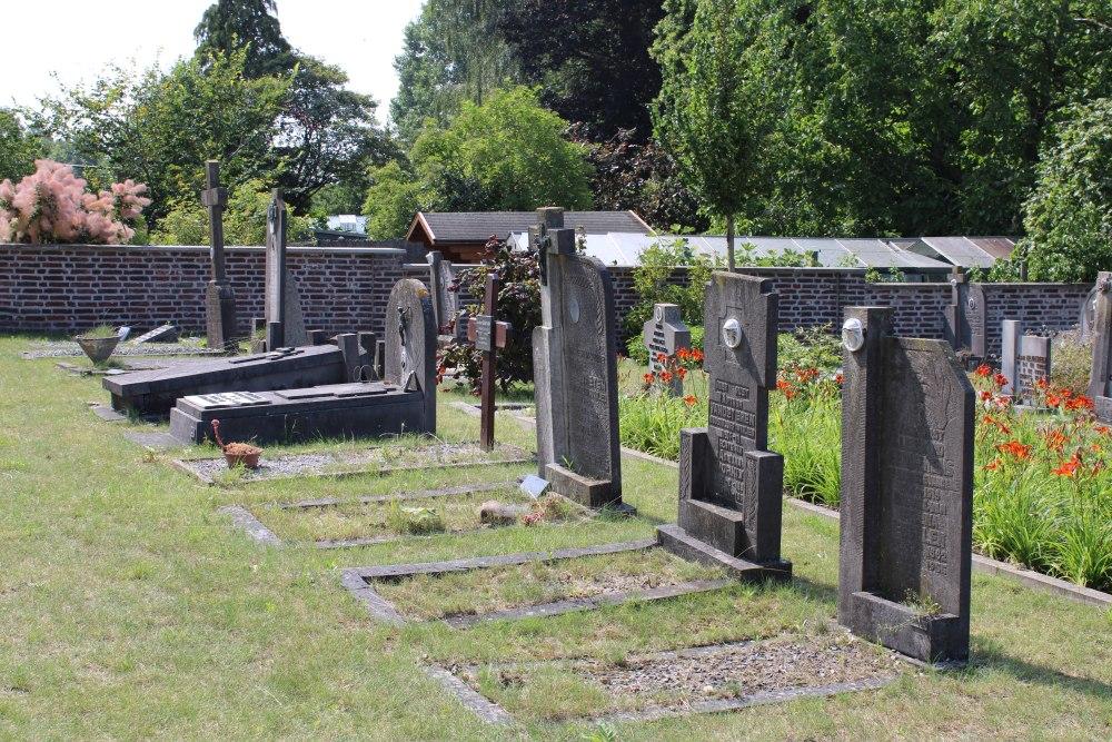 Graven Oudstrijders Gerdingen