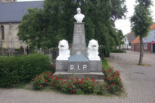 War Memorial Leke