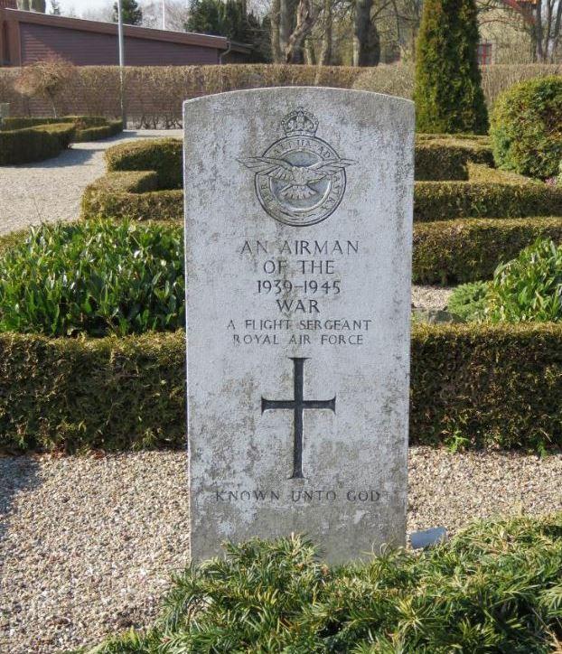 Commonwealth War Grave Dannemare General Cemetery