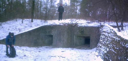Stalin Line - Artillery Casemate No. 554